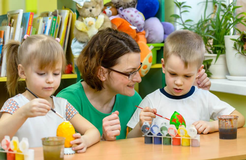 Программы воспитания детей, дошкольников