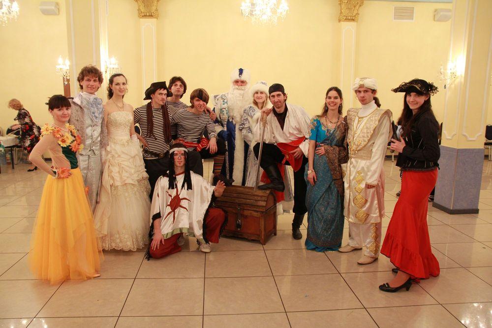 Семейный бал 2011
