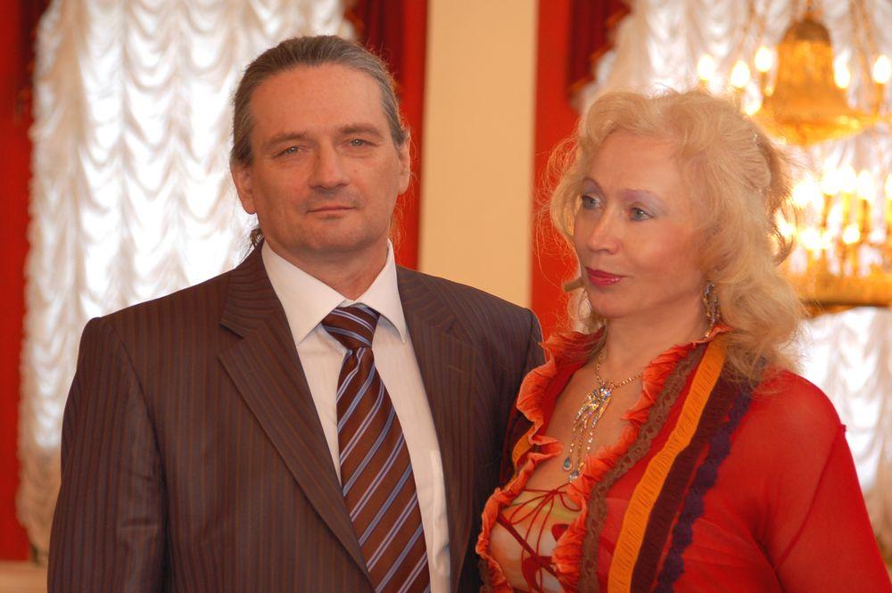 Барановы Владимир Васильевич и Светлана Васильевна