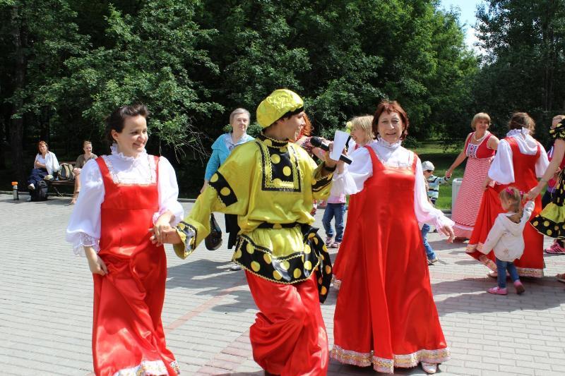 Бал на День России 2015